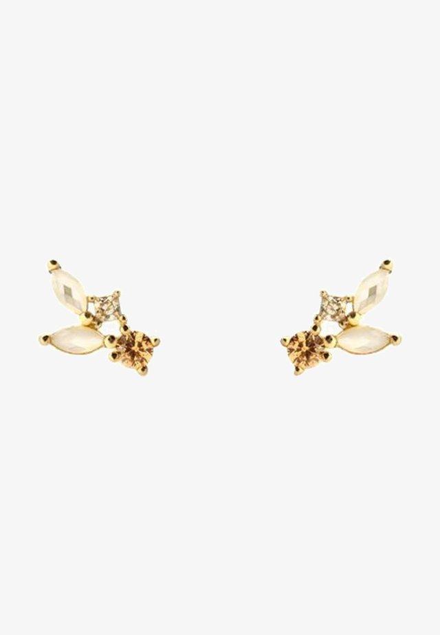 CLOUD - Earrings - oro