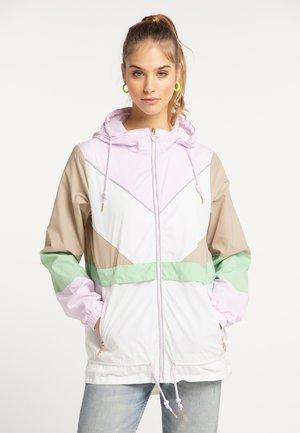 Light jacket - hellrosa c.block
