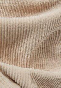 Bershka - Pantalon classique - beige - 5