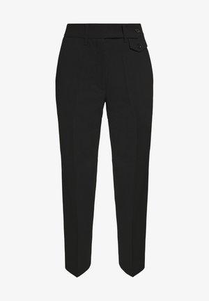 COPPOLA - Kalhoty - black