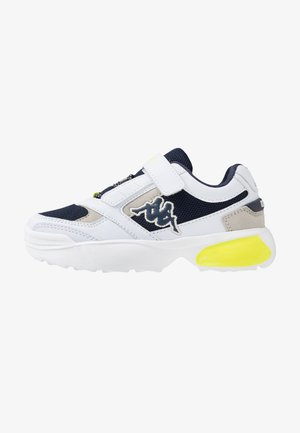 KRYPTON - Zapatillas de entrenamiento - white/navy