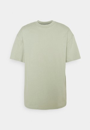 GREAT - T-Shirt basic - sage green