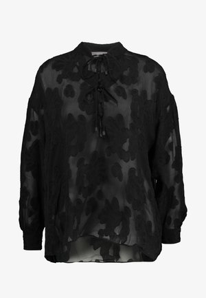 IRIS BLOUSE - Blouse - black