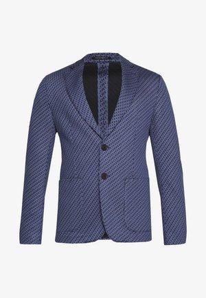 GIACCA TESSUTO - Blazer jacket - indaco