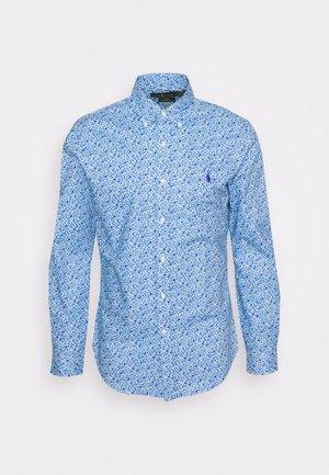 LONG SLEEVE - Overhemd - blue/white/light blue