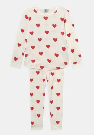 MASSUE - Pyjama - marshmallow/terkuit
