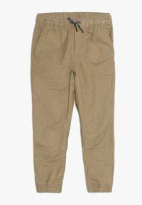 GAP - BOY CLASSIC JOGGER - Trousers - cream caramel - 0