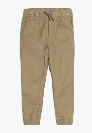 BOY CLASSIC JOGGER - Trousers - cream caramel
