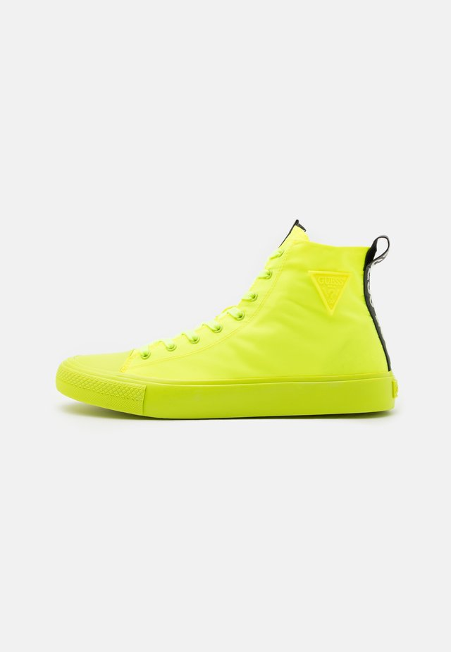 EDERLE - Sneakers hoog - yellow