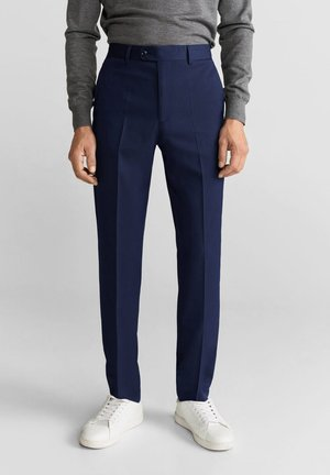 PAULO - Pantaloni eleganti - blue