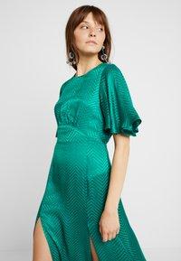 Topshop - AUSTIN - Długa sukienka - green - 4