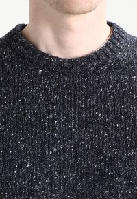 Superdry - SCARFELL CREW - Maglione - mottled anthracite - 3