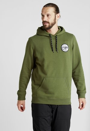 ISLAY CALI HOODIE - Sweat à capuche - winter moss