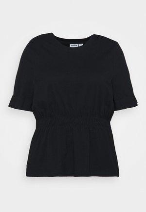 NMPALMER - T-shirt - bas - black