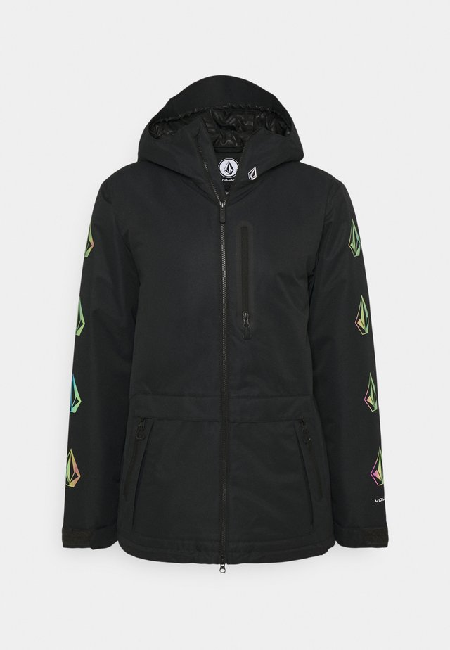 DEADLYSTONES JACKET - Snowboardová bunda - black