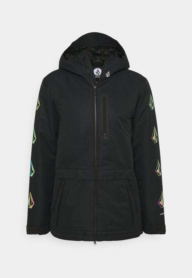 DEADLYSTONES JACKET - Snowboard jacket - black