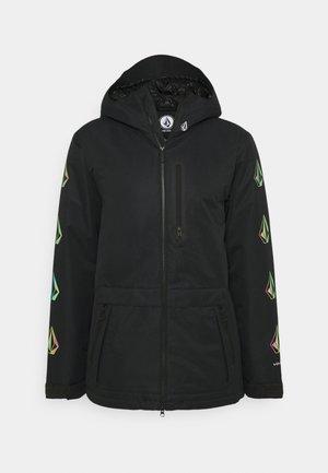 DEADLYSTONES  - Snowboardová bunda - black