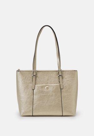 SOFT BUCK - Handbag - gold-coloured