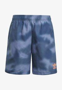 adidas Originals - SWIM SHORT - Swimming shorts - blue - 0