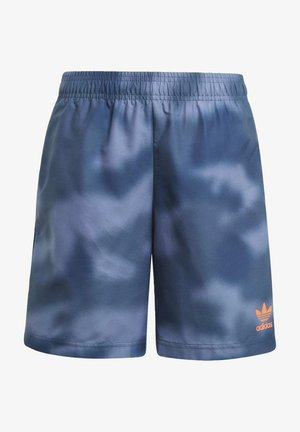 SWIM SHORT - Swimming shorts - blue