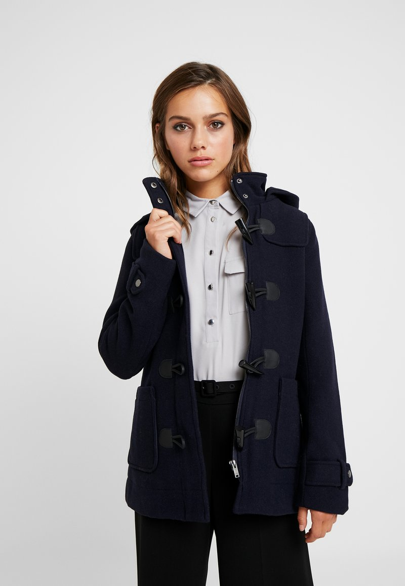 ONLY Petite - ONLCASSIE RIANNA - Short coat - night sky
