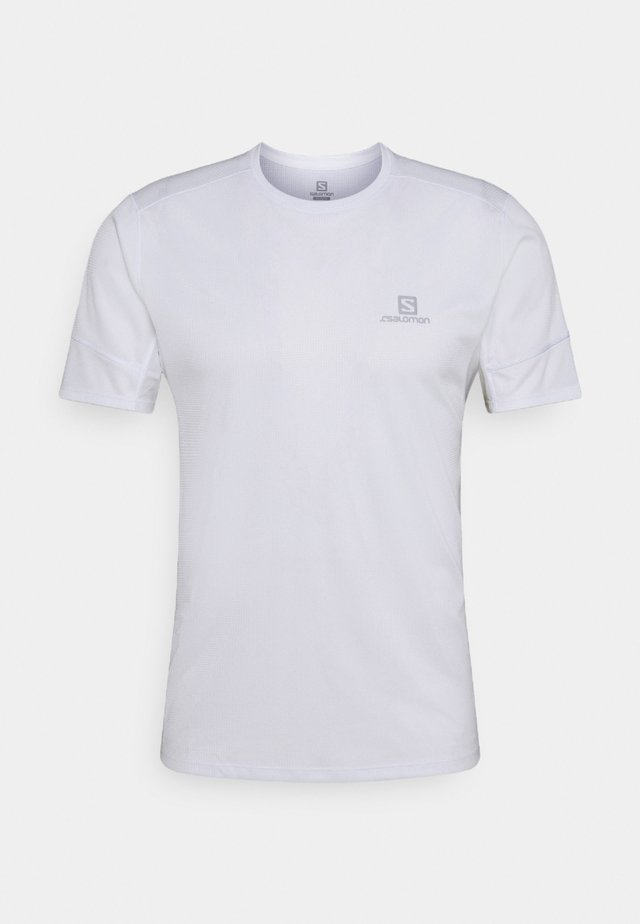 AGILE TEE - T-shirt basique - white