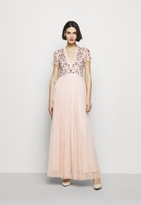 Needle & Thread - PRAIRIE FLORA BODICE DRESS - Ballkjole - pink encore - 0