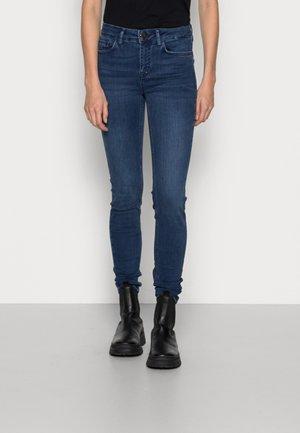 ALLI CORE - Skinny džíny - blue denim