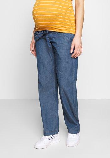 Trousers - dark indigo