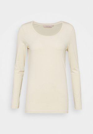 ESSENTIAL STRETCH - Long sleeved top - fog