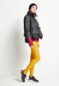 adidas Performance - ASK - Leggings - dark yellow - 2