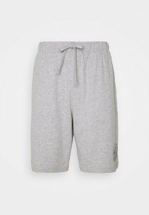 PEACHED SHORT - Pyjamahousut/-shortsit - heather grey