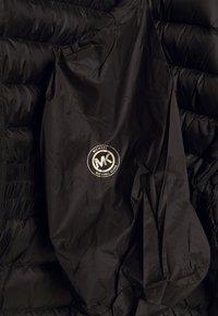 MICHAEL Michael Kors - PACKABLE - Winter coat - black - 3
