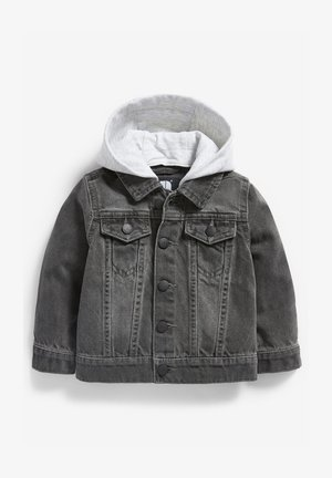 Denim jacket - grey