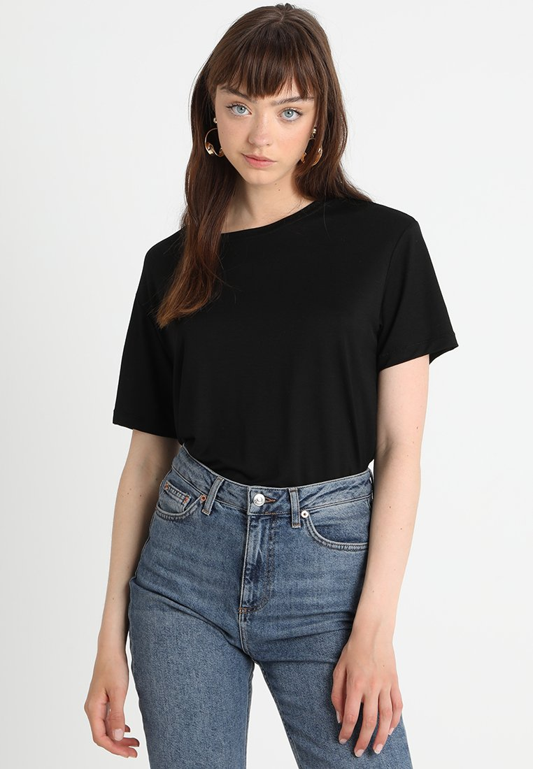 Samsøe Samsøe UTA  - T-shirts - black