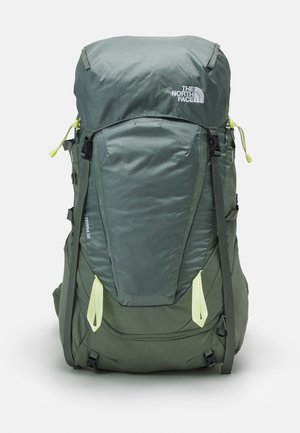 TERRA 55 - Rucksack - agave green/pale lime yellow
