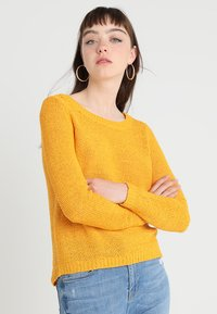 ONLY - ONLGEENA - Pullover - golden yellow - 0