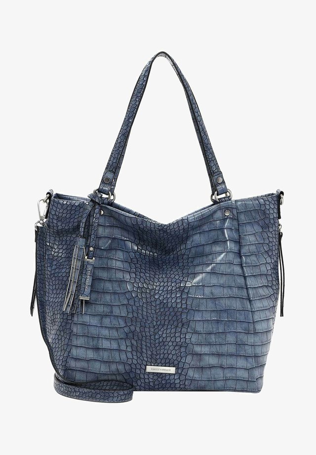SHOPPER ELISABETH - Handtas - blue