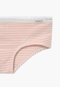 Skiny - GIRLS 2 PACK - Briefs - light pink/white - 4