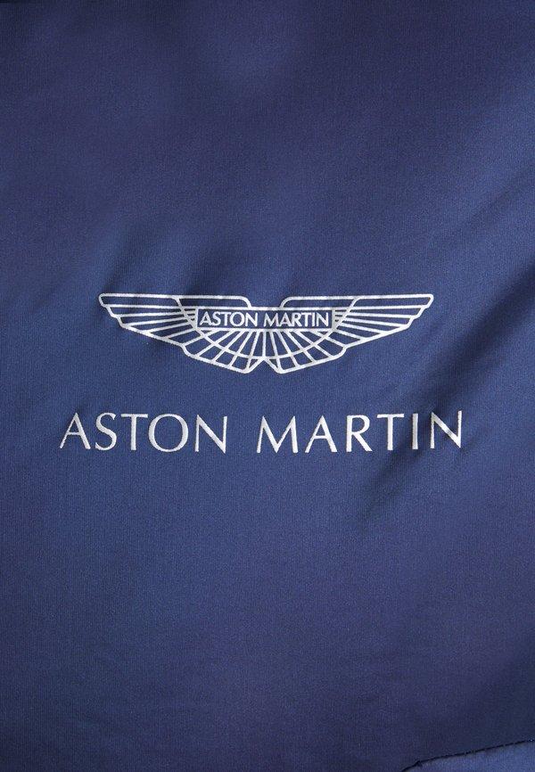 Hackett Aston Martin Racing AMR ACCELERATOR GILET - Kamizelka - moto blue/niebieski Odzież Męska QHJO