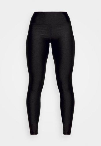 SHINING LEGGINGS - Leggings - black
