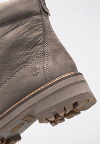Timberland - COURMAYEUR VALLEY BOOT - Bottines à lacets - taupe grey - 2