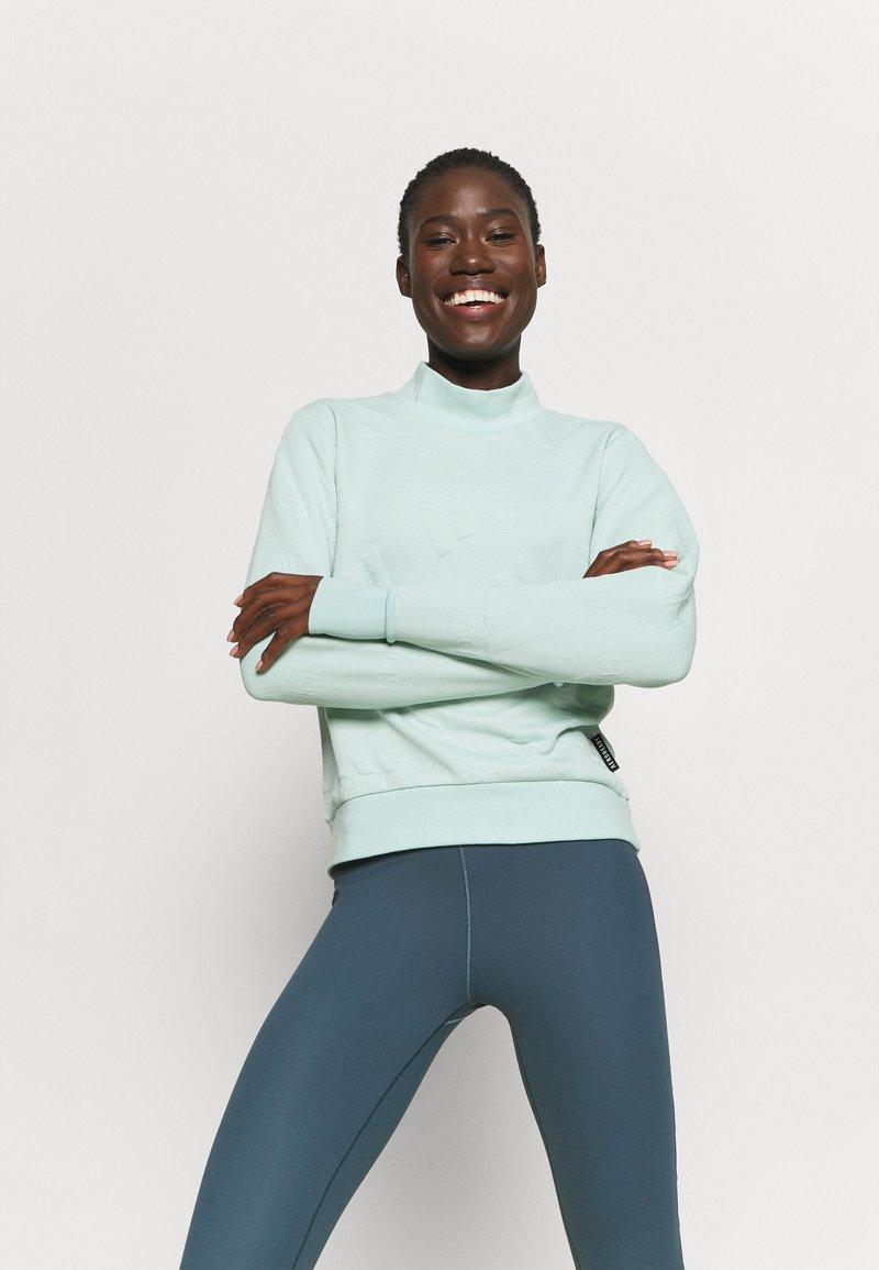 adidas Performance - CREW A.RDY - Sweatshirt - mint