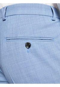 JOOP! - BLAYR - Suit trousers - hellblau meliert - 8