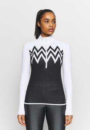 WOMAN - Sports shirt - bianco