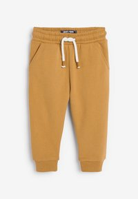 Next - 3 PACK  - Tracksuit bottoms - yellow - 3