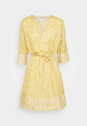 AVORIO - Day dress - giallo