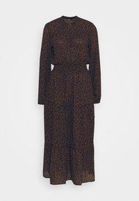 ONLY - ONLJERRY DRESS - Robe d'été - peacoat/toffee - 3