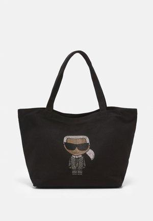 IKONIK KARL RHINS TOTE - Shopping Bag - black