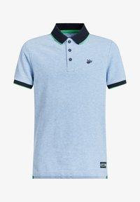 WE Fashion - Polo shirt - light blue - 3